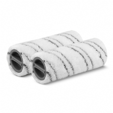 Karcher FC3 & FC5 Replacement Rollers (Grey)